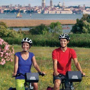 Tour in bici delle ville sul Brenta e pernottamento - Venezia