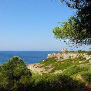Trekking a Porto Selvaggio - Salento, Puglia