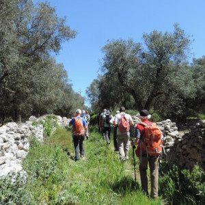 Trekking culturale nel Giardino Megalitico d'Italia - Salento