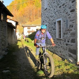 Valtellina in fat bike elettrica - Sondrio - 2
