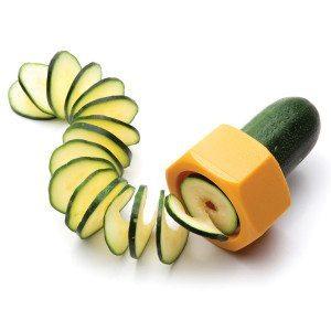 Veggie Twister - Gemüsespiralen