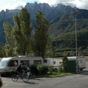 Visita al Parco Archeologico in camper - Brescia