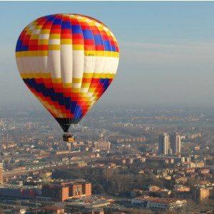 Volo Esclusivo in mongolfiera - Emilia Romagna