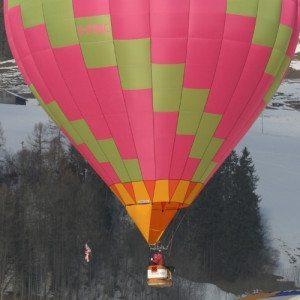Volo esclusivo in mongolfiera per 2 persone - Lago d'Iseo