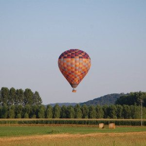 Volo in Mongolfiera, 1 adulto e 1 bambino - Piemonte