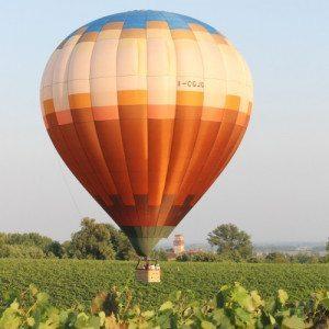 Volo in mongolfiera - Lombardia