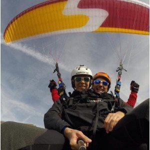 Volo libero in parapendio biposto freestyle - Asti, Piemonte