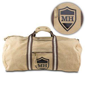 Wappen-Reisetasche für Herren